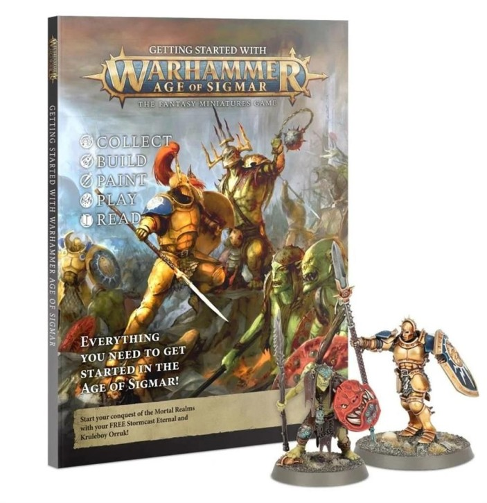 AOS: Getting Started With Age Of Sigmar - EN