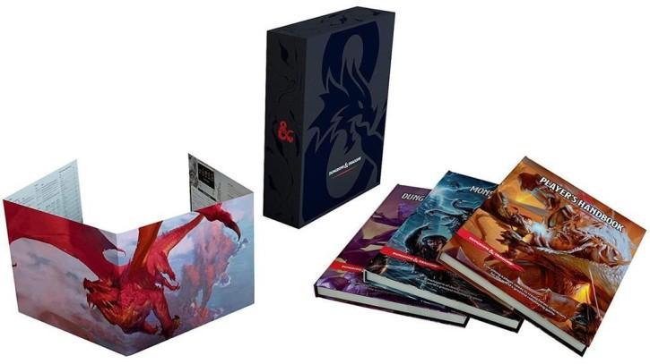 D&D RPG: Core Rulebook Gift Set - EN