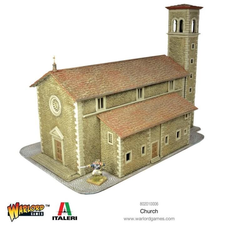 BOLT ACTION: Church