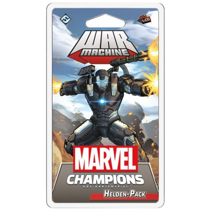 MARVEL CHAMPIONS LCG: War Machine - DE