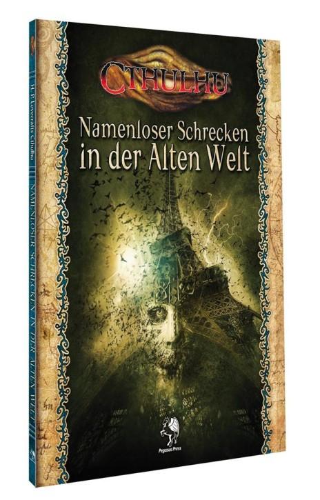 CTHULHU: Namenloser Schrecken aus der Alten Welt (SC) - DE