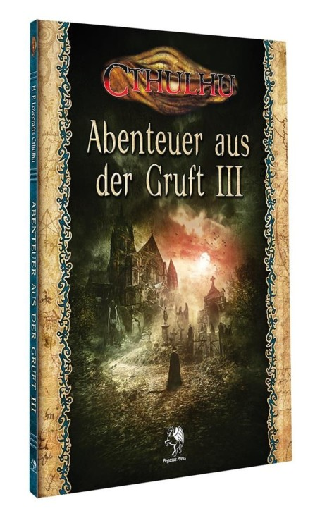CTHULHU: Abenteuer aus der Gruft III - DE