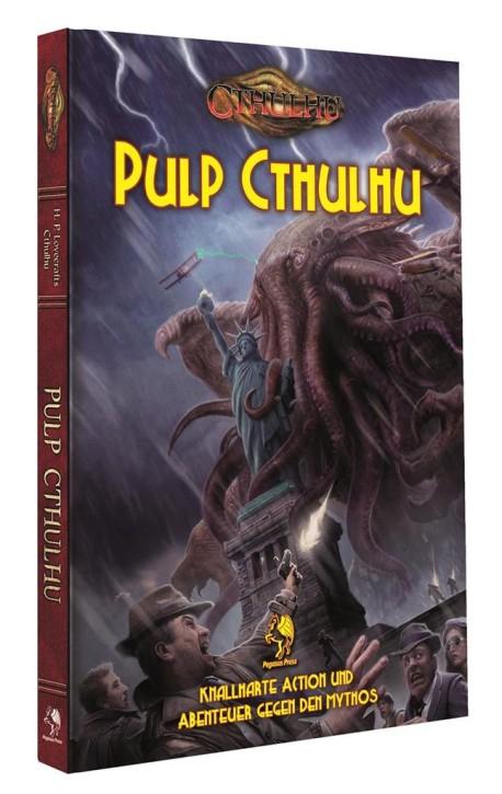 CTHULHU: Pulp Cthulhu (Hardcover) - DE
