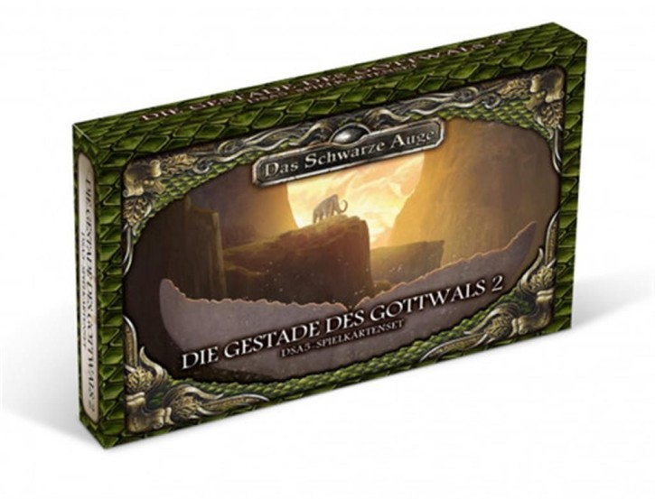 DSA: Spielkartenset: Gestade des Gottwals 2 - DE