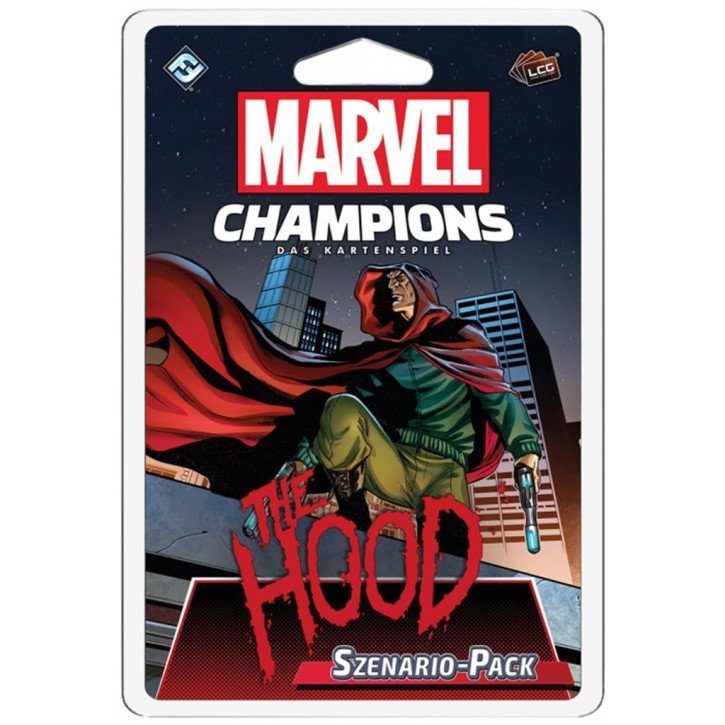 MARVEL CHAMPIONS LCG: The Hood - DE