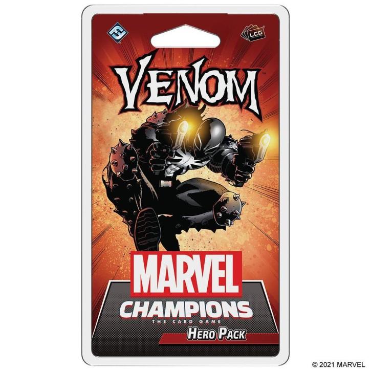 MARVEL CHAMPIONS LCG: Venom - EN