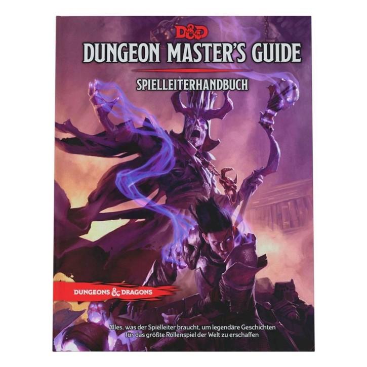 D&D RPG: Spielleiterhandbuch - DE