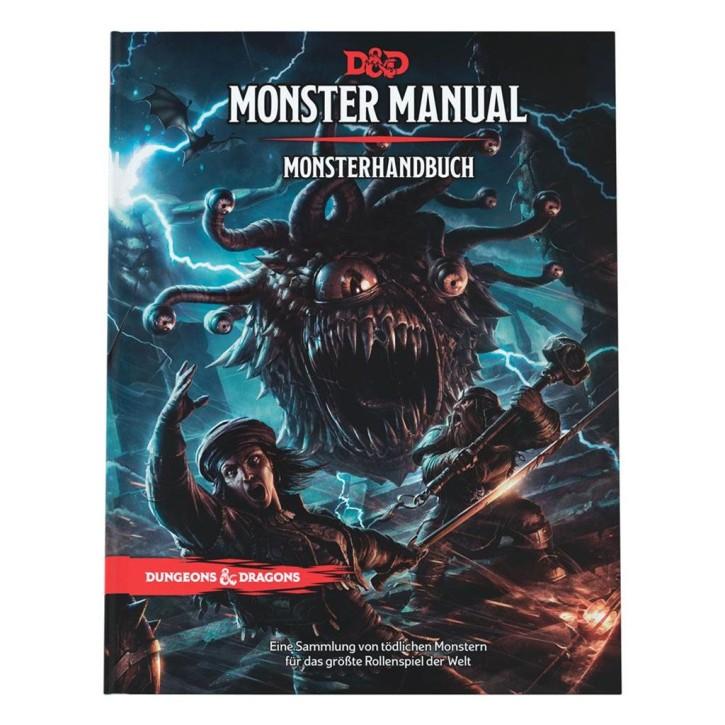 D&D RPG: Monsterhandbuch - DE