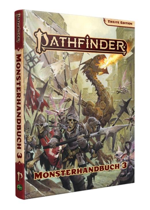 PATHFINDER 2ND: Monsterhandbuch 3 - DE