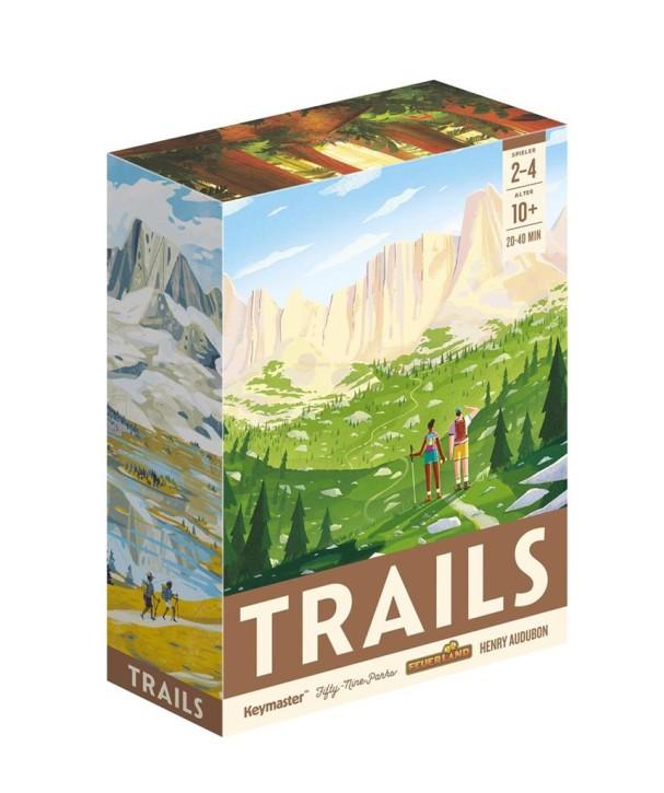 Trails - DE