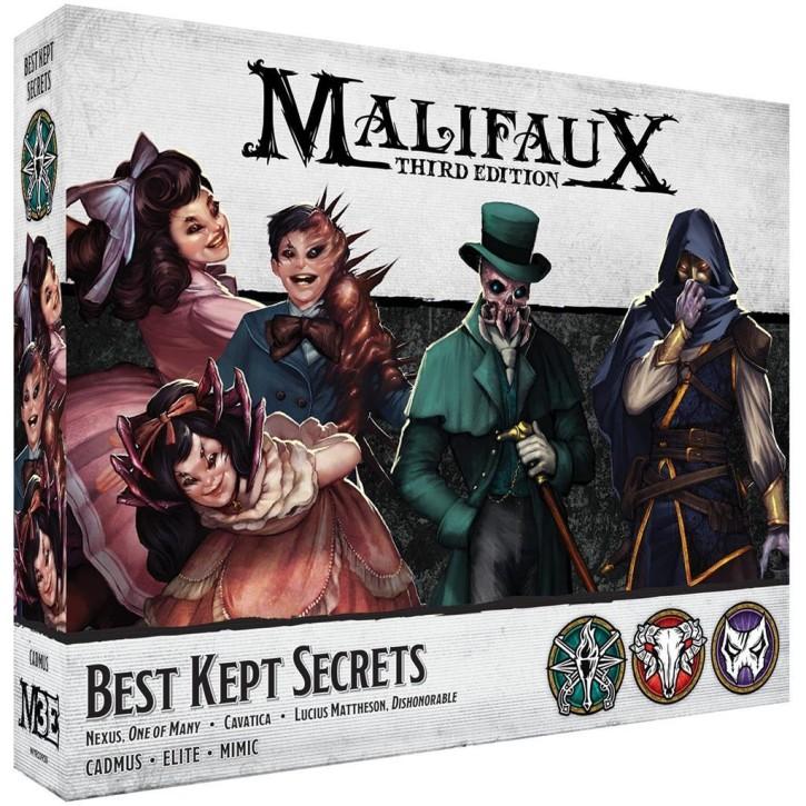MALIFAUX 3RD: Best Kept Secrets