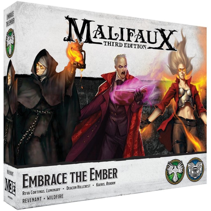 MALIFAUX 3RD: Embrace the Ember