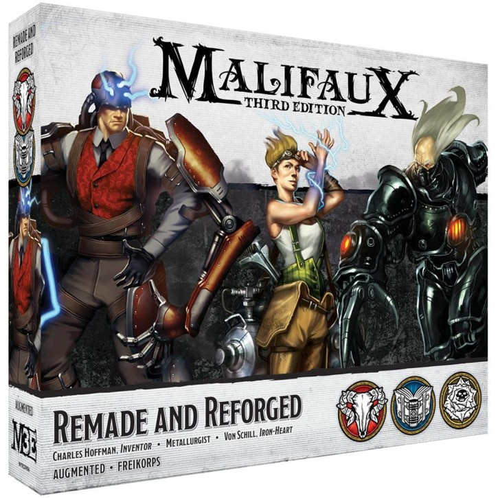 MALIFAUX 3RD: Remade and Reforged