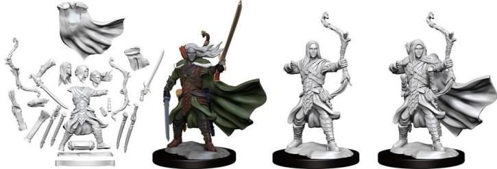 D&D FRAMEWORKS: Elf Ranger Male