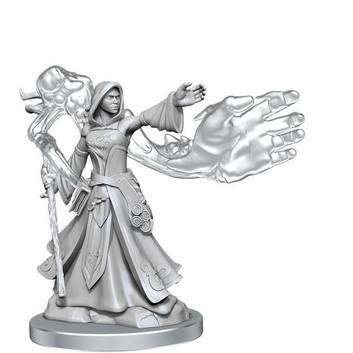 D&D FRAMEWORKS: Elf Wizard Female
