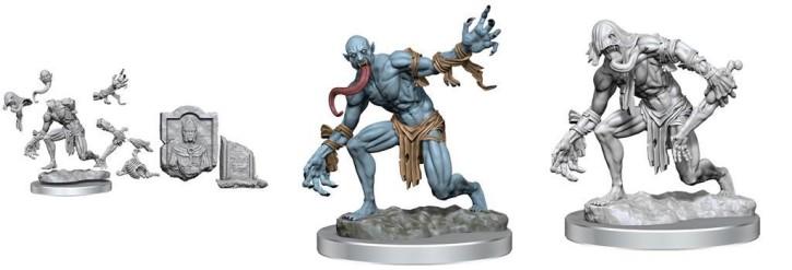 D&D FRAMEWORKS: Ghast & Ghoul