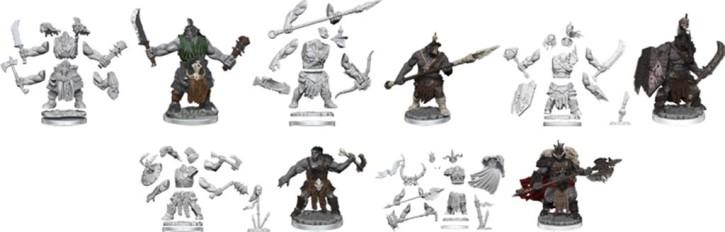 D&D FRAMEWORKS: Orcs