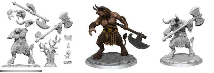 D&D FRAMEWORKS: Minotaur