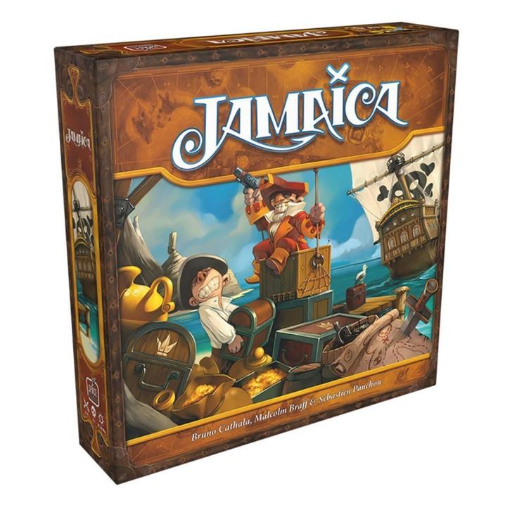 Jamaica - DE
