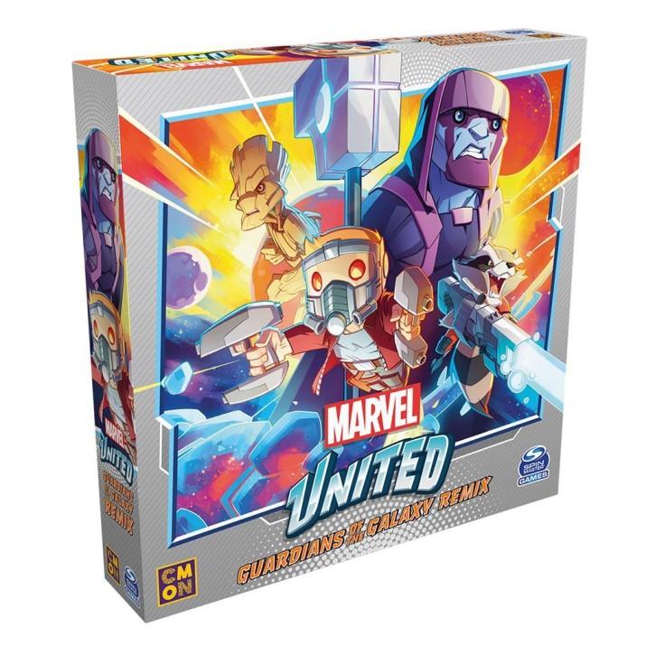 MARVEL UNITED: Guardians of the Galaxy Remix - DE
