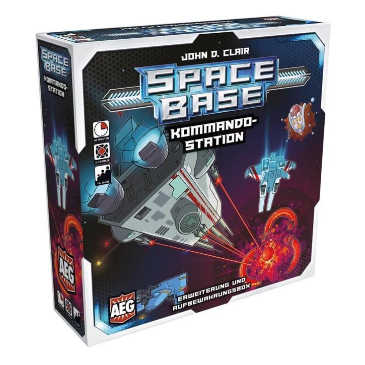 SPACE BASE: Kommandostation - DE