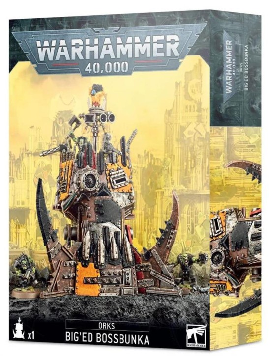 W40K: Megakopp Bossbunka