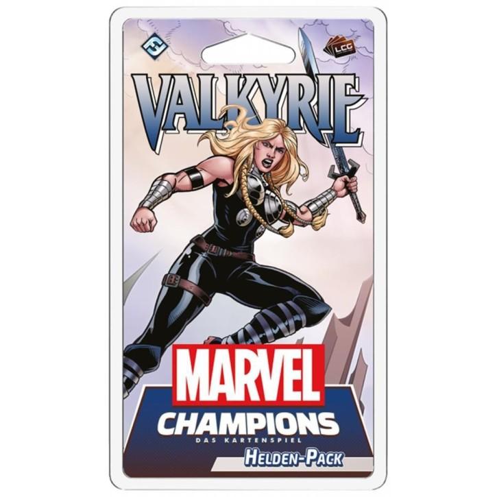 MARVEL CHAMPIONS LCG: Valkyrie - DE