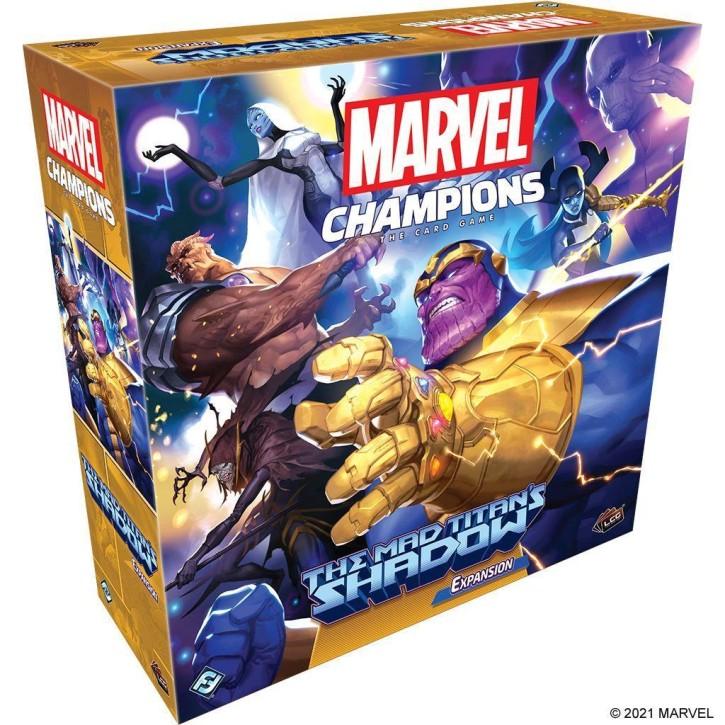 MARVEL CHAMPIONS LCG: The Mad Titans Shadow - EN