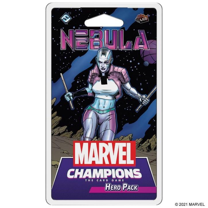 MARVEL CHAMPIONS LCG: Nebula - EN