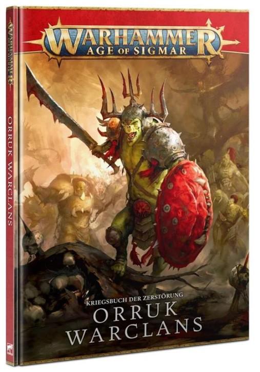 AOS: Battletome: Orruk Warclans - DE
