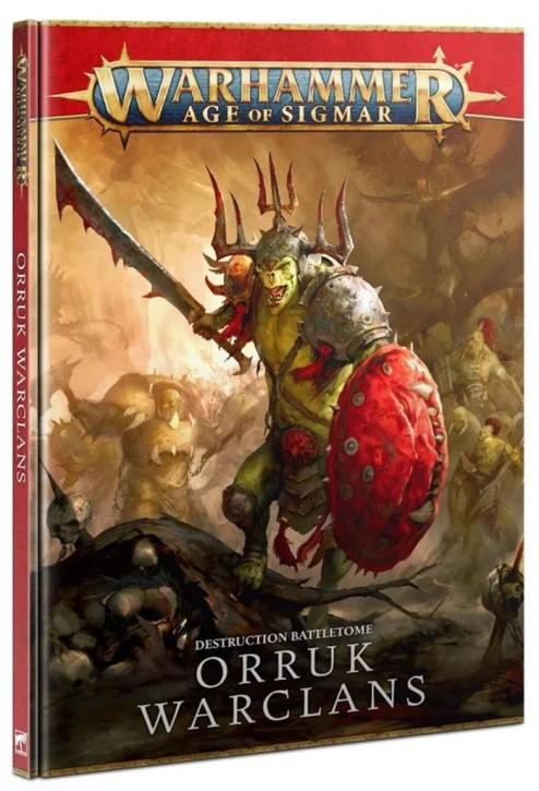 AOS: Battletome: Orruk Warclans - EN