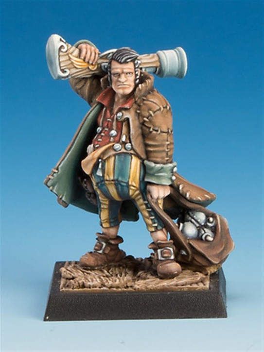 FREEBOOTERS FATE 2ND: Wolfgang
