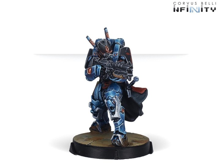 INFINITY: Knight of Santiago (Spitfire)
