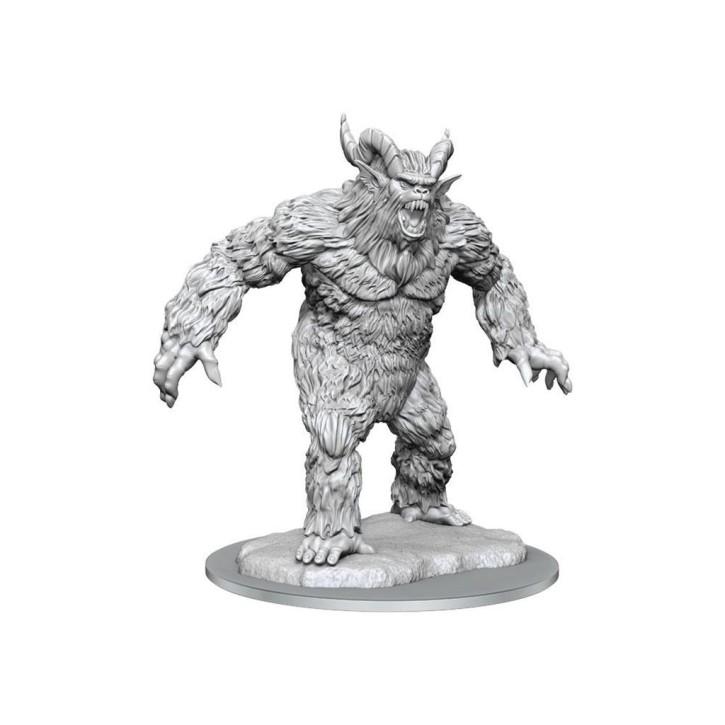 D&D MARVELOUS MINIS: Abominable Yeti