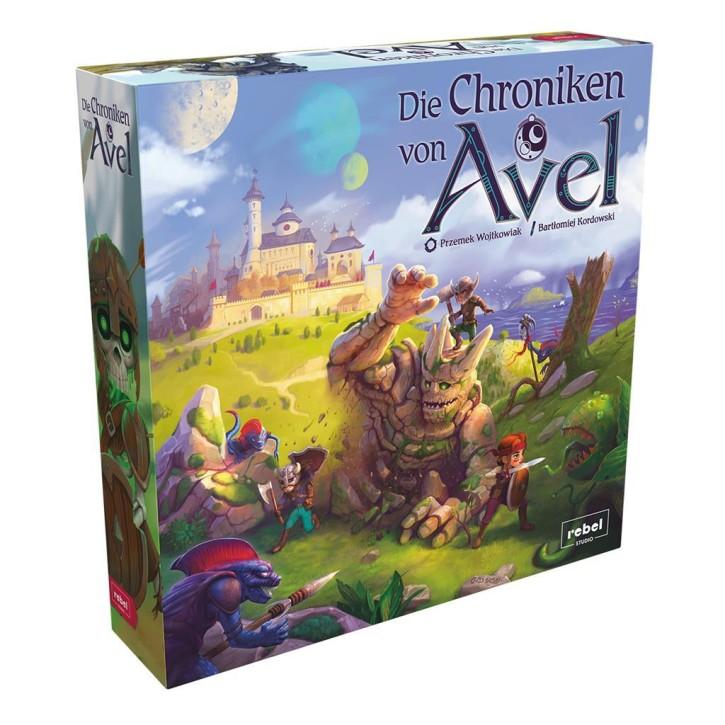Die Chroniken von Avel - DE