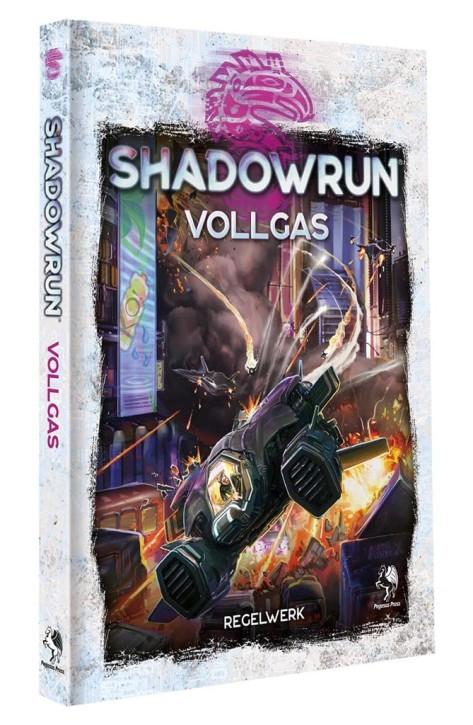 SHADOWRUN 6: Vollgas (Hardcover) - DE