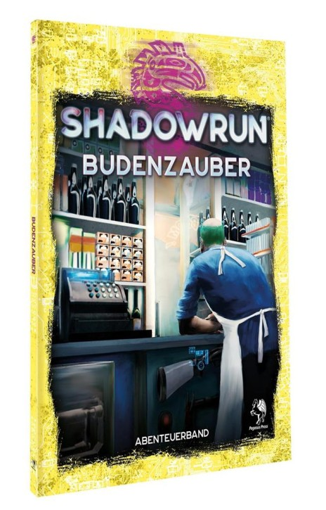 SHADOWRUN 6: Budenzauber (Softcover) - DE