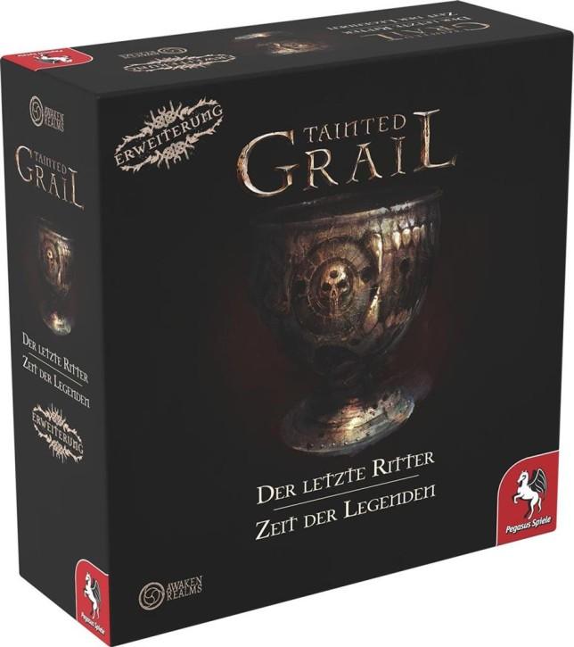 TAINTED GRAIL: Der letzte Ritter + Zeit der Legenden - DE