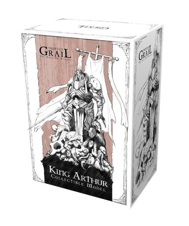 TAINTED GRAIL: King Arthur Mini - DE