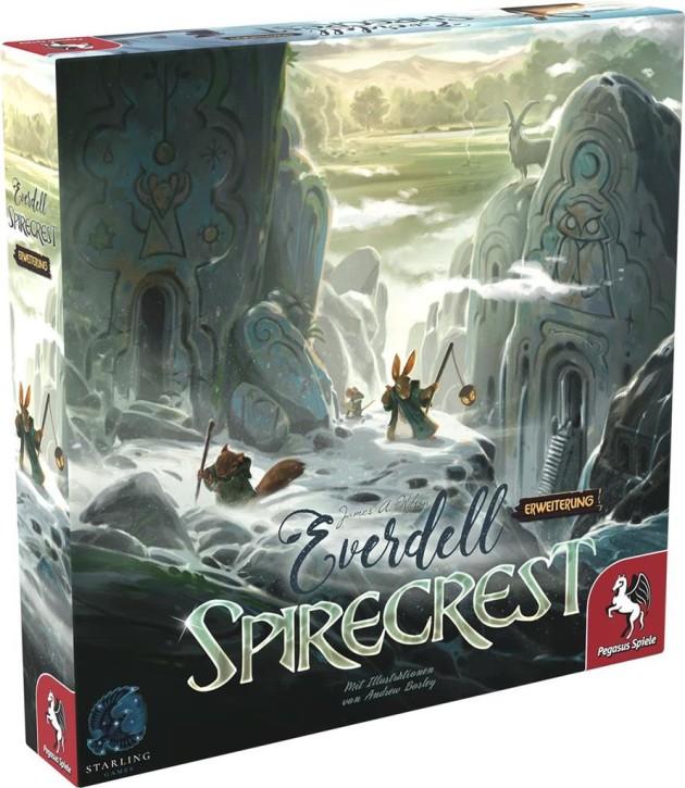 EVERDELL: Spirecrest - DE