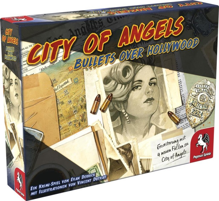 CITY OF ANGELS: Bullets over Hollywood - DE