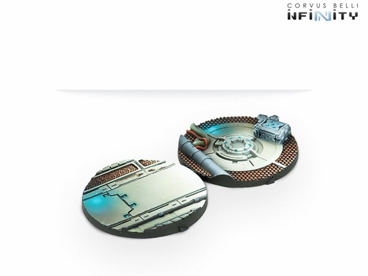INFINITY: 55 mm Scenery bases, Alpha Series Blister