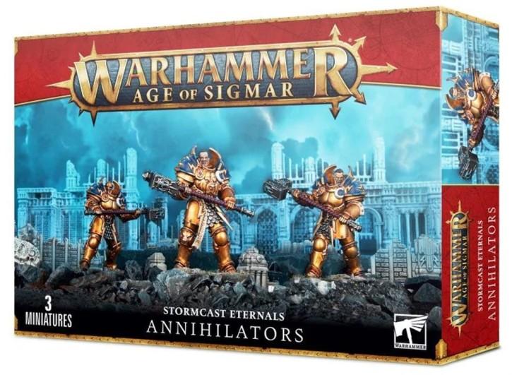 AOS: Annihilators