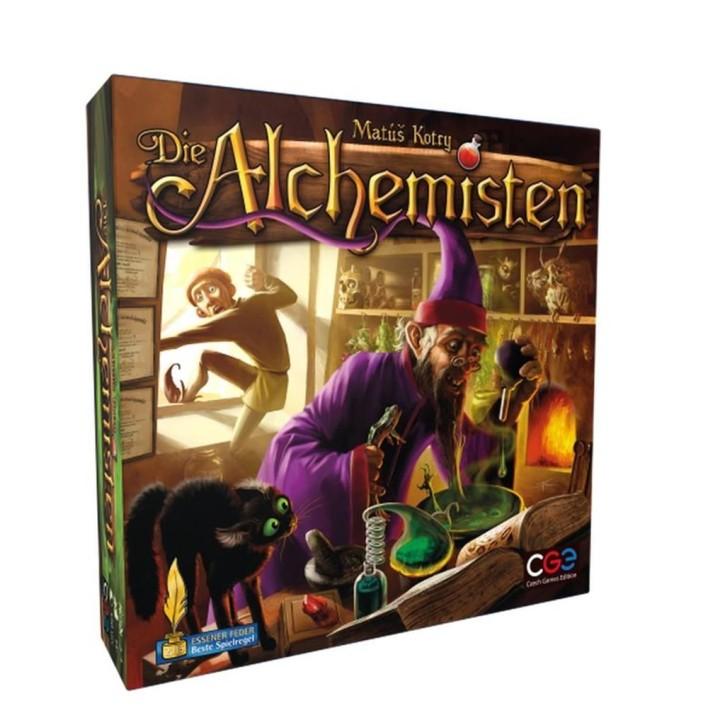 Die Alchemisten - DE