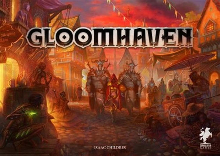 Gloomhaven 2nd Edition - EN