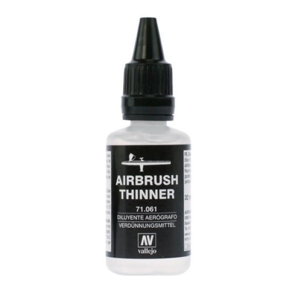 Vallejo Model Air: Airbrush Verdünner 32ml (71061)