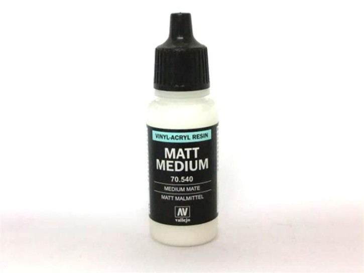 Vallejo Model Color: 189 Mattes Malmittel 17ml (70540)