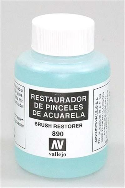 Vallejo Model Color: Brush Restorer 85ml (28890)