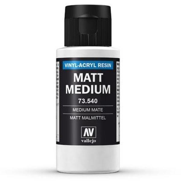 Vallejo Model Color: Matt Medium 60ml (73540)