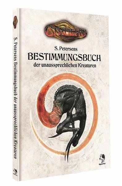CTHULHU: Bestimmungsbuch der unaussprechlichen Kreaturen -DE